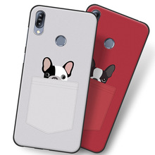 Case For Asus Zenfone Max (M2) ZB601KL/ZB633KL/ZB631KL,TPU Painted Mobile Phone Shell Lovely Color Painting Case.10 Colors.