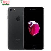 Original Unlocked Apple IPhone 7 2GB RAM 32 128GB 256GB ROM 4G LTE Quad Core IOS