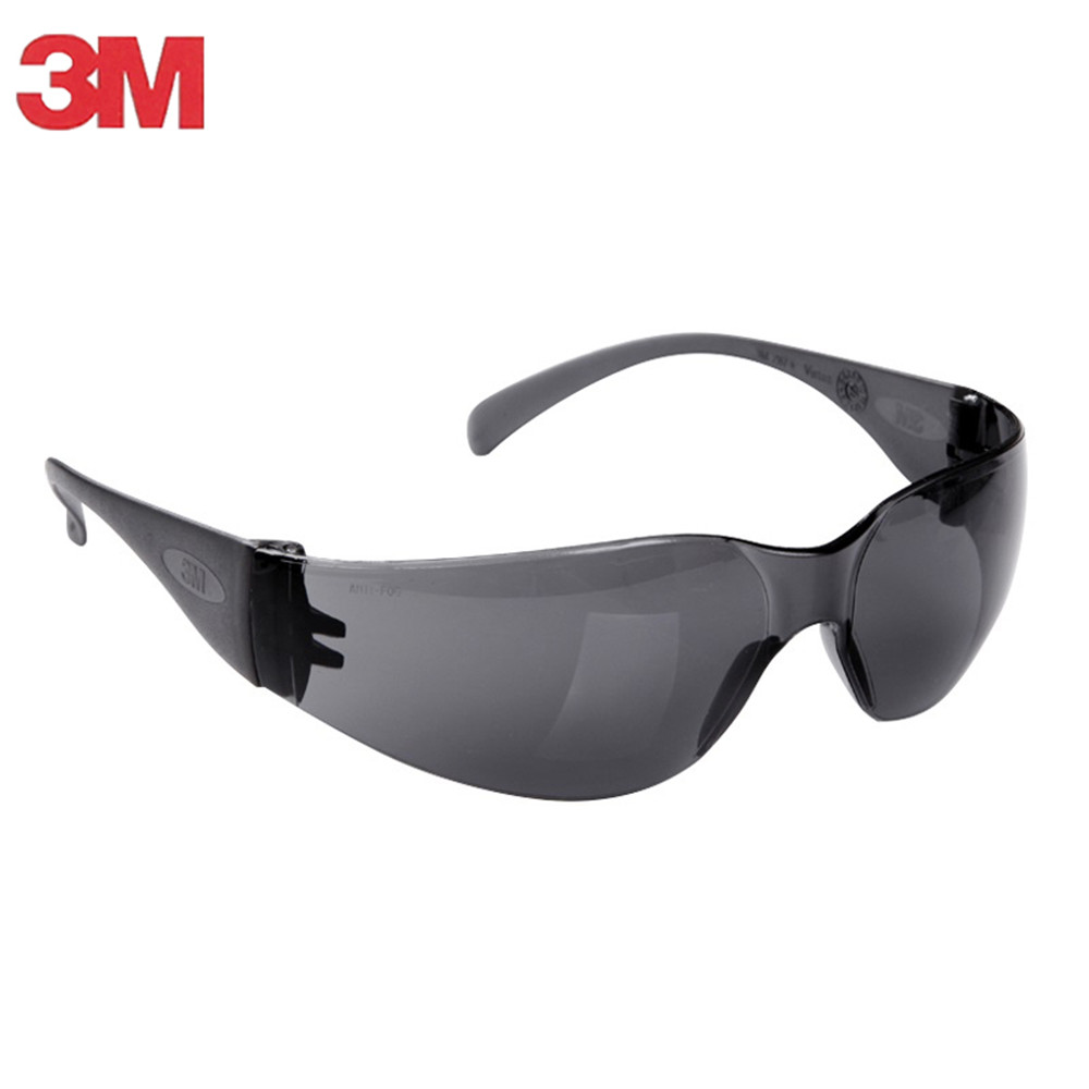 3M 11330 Protective Glasses Fashion Portable Anti-fog Dust And UV High-strength Impact Goggles 50pcs high quality dust fog haze oversized breathing valve loop tape anti dust face surgical masks