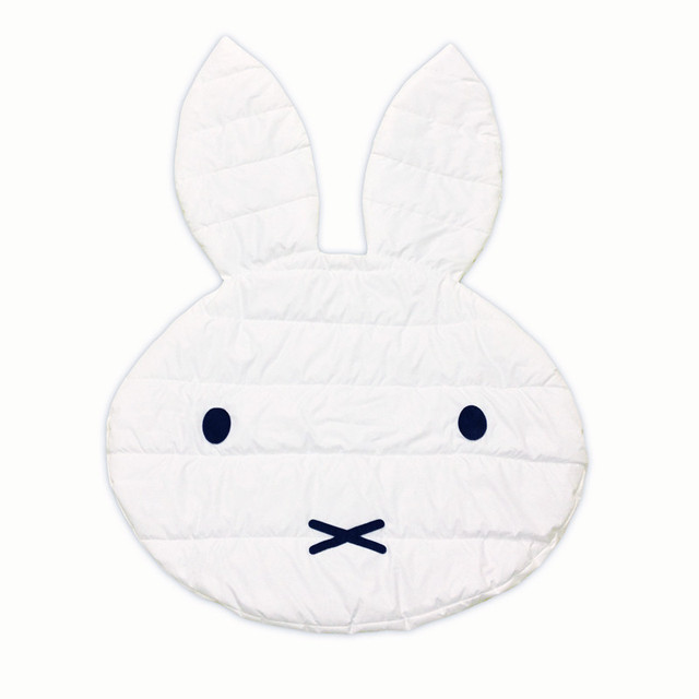 Summer Light Rabbit Game Mat Moon Soft Face Puzzle Carpet Child Developing Mat Baby Kids Rug Floor Hot In Stock Free Ship 1pcs