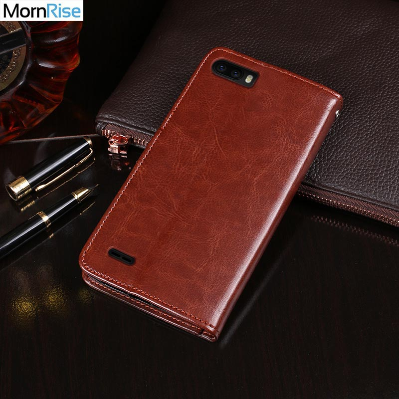Business Style Luxury Vintage PU Leather Flip Cover For <font><b>Ulefone</b></font> <font><b>S1</b></font> <font><b>Case</b></font> Wallet Card Pocket Kickstand Mobile Phone Bags Coque image