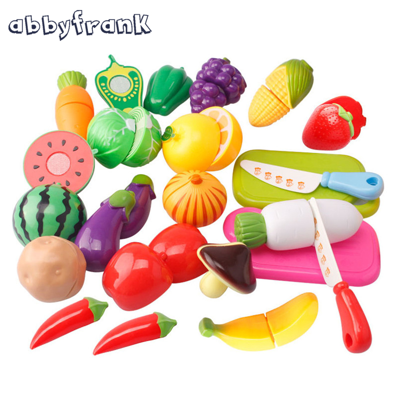 Abbyfrank 20pcs play kitchen toys kitchen miniature - Cocina juguete aliexpress ...