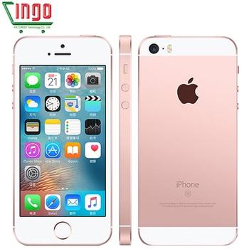 Разблокированный Apple iPhone SE сотовые телефоны LTE 4,0 2 Гб Оперативная память 16/64 GB Встроенная память чип A9 iOS 9,3 двухъядерный мобильный телефон с ... >> HongKong CINGO Technology Co., Ltd.