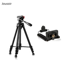 Tripod stand with 3D Cradle Head for Mirror Camera Smart Phone DIY Photo Video shooting CD50