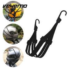 Motorcycle Helmet Fixed Strap Elastic String Net Luggage Bag