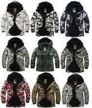 "Neue Edition ""Southplay"" Winter Season Wasserdichte 10,000mm Erwärmung Premium Camo Military Jacken"