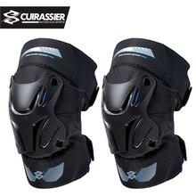Cuirassier K01 Protector de motocicleta Kneepad Motocross rodilleras MX carreras protección codo fuera carretera