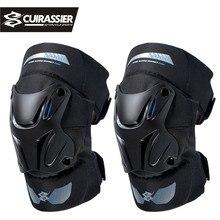 Ginocchiere protettive per moto Cuirassier K01 ginocchiere protettive per moto da Motocross protezioni MX protezioni da corsa protezione gomito fuoristrada
