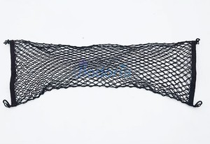 Image 2 - Für Toyota Vellfire Alphard Auto Lkw Lagerung Tasche Gepäck Netze Haken Organizer Dumpster Elastische Net Mesh Abdeckung Zubehör