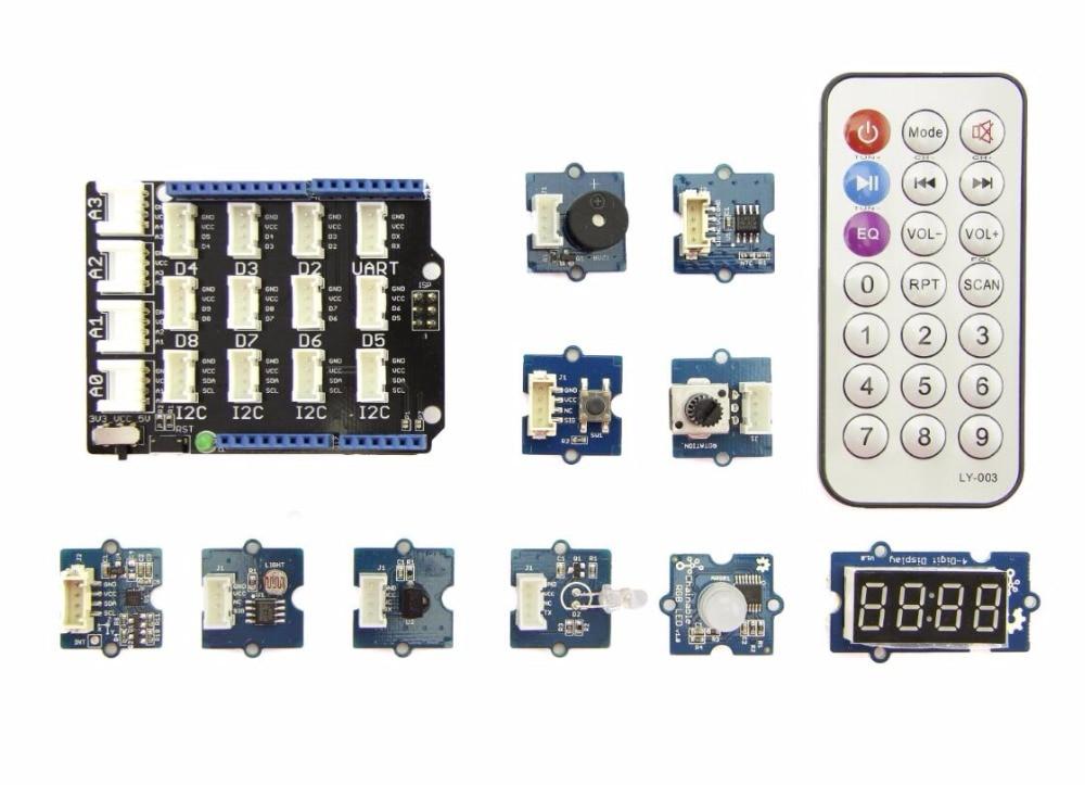 ФОТО Starter Kit for mbed Grove module Seeed