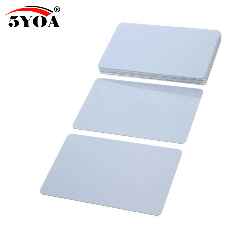 5YOA 5pcs UID IC Card Changeable Smart Keyfobs Clone Card for 1K S50 MF1 RFID 13.56MHz Access Control Block 0 Sector Writable free shipping 50pcs lot pvc contactless smart rfid ic card m1 s50 13 56mhz access control cards readable writable
