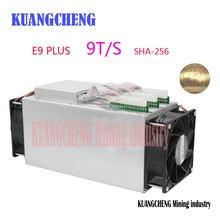 Биткоин Майнер kuangcheng ebit e9 plus 9t б/у 14 нм asic btc