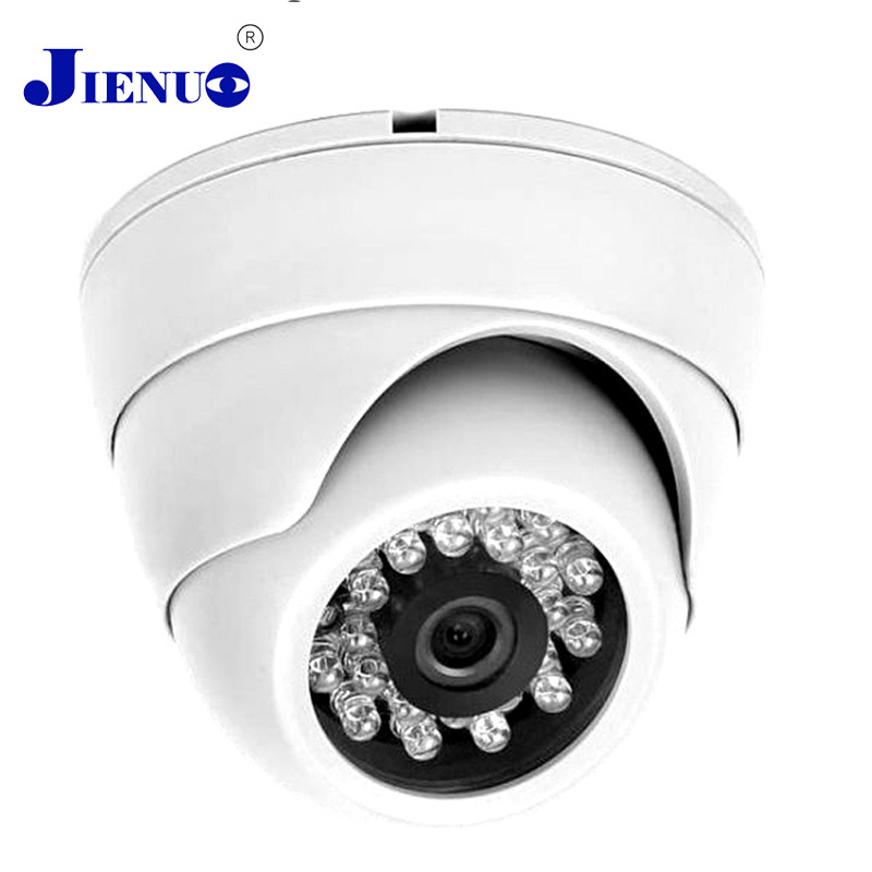 720P HD Mini Dome IP Camera cctv ip security cameras Night Vision Ir Cut cctv  Indoor P2P surveillance network Wired cam hd 1mp ahd security cctv camera 720p indoor dome ir cut 48leds night vision ir color 1080p lens