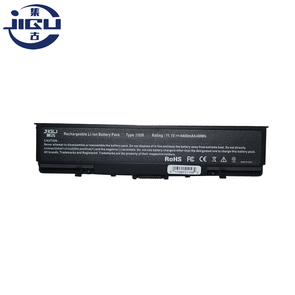 JIGU 6 cells Laptop Battery For Dell Inspiron 1520 1521 1720 1721 530s For Vostro 1500 1700 image