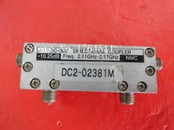 [BELLA] NMC DC-390 2.11-2.17GHz Colpo di stato: 10.25dB SMA coassiale accoppiatore direzionale