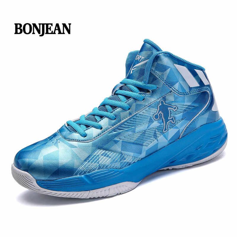 5f629124 Размеры 45 Bakset Homme 2018 новый бренд Для мужчин Баскетбол обувь для  кроссовки Для мужчин s