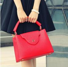Модный бренд Для женщин кожаная сумка из натуральной кожи Tote Для женщин сумки на ремне хорошее качество Для женщин сумки m92039
