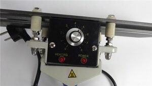 Image 3 - FKR 400 Double heatting sealer,BateRpak tea paper foil film bag Plastic Welders,band sealer,kraft paper bag heat sealer