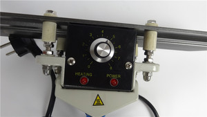 Image 3 - FKR 400 Dubbele Heatting Sealer, Baterpak Thee Papier Folie Film Zak Plastic Lassers, Band Sealer, kraftpapier Zak Warmte Sealer