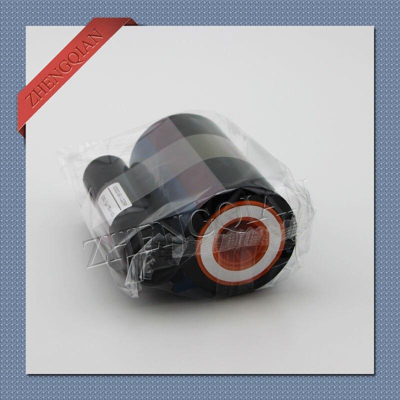 EDIsecure DIC10313 UV Color Ribbon YMCKUV work on XID8300 and XID9300 printer