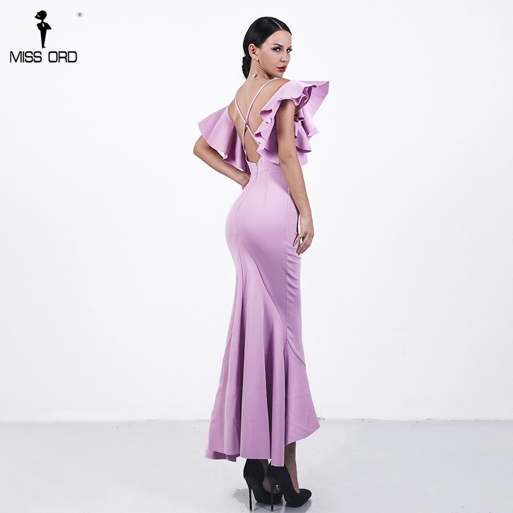 d61efec522 Missord-2019-Sexy-Robe-Papillon-Manches-Dos-Nu-Croix-Robes-Femme -Solide-Couleur-Ruches-Parti-Robe.jpg