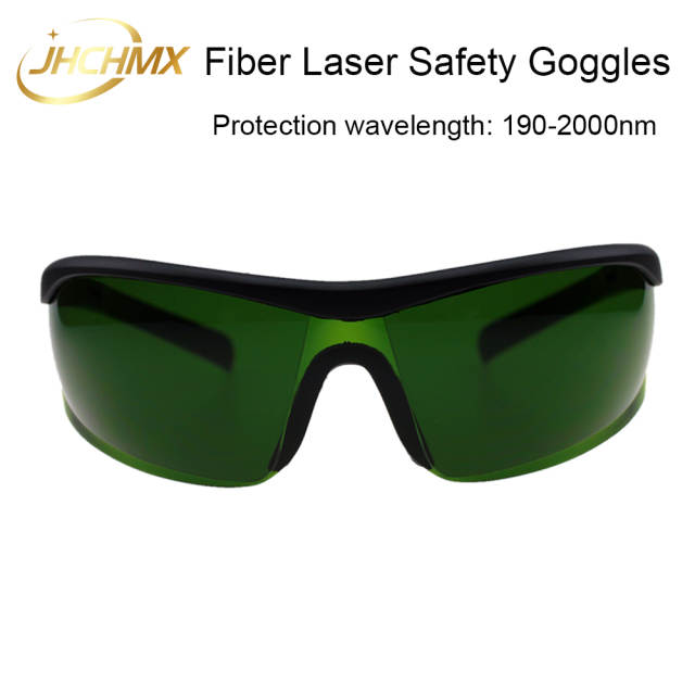 63502e3076 Free Shipping Fiber Laser Safety Goggles Shield Protection Laser Safety  Glasses For Fiber YAG Laser Cutting Engraving Machine