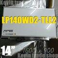 Alta calidad original lp140wd2 tle2 lp140wd2 (tl) (e2) para lenovo thinkpad x1 carbon lp140wd2-tle2 led lcd del ordenador portátil pantalla de matriz