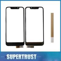 Hohe Qualität 5 5 Zoll Für Doogee X70 Touch Screen Äußeren Glas Schwarz Farbe Mit Band