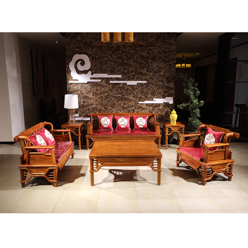 Marvelous Antique Hedgehog Rosewood Sofa Chair Set Custom Living Room Machost Co Dining Chair Design Ideas Machostcouk