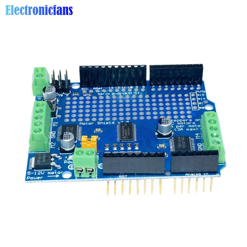 Nuevo 16 canales 12-bit PWM Servo Escudo Driver BOARD-I2C PCA9685 para Arduino K
