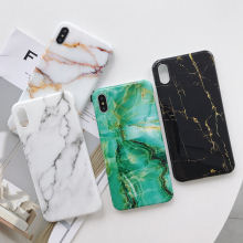 Marble Phone Case sFor iphone 7 XS MAX Case Soft TPU Back Cover For iphone 6 6S 7 8 Plus iphone X XR Case Cover Phone Cases 2019 simple transparent art window case for iphone x xs max xr 6 6s plus tpu soft cover for iphone 7 8 plus x case back
