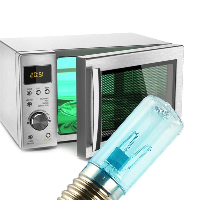 E17 Ultraviolet Lamps 3W 17V UV Germicidal Lamp UV-C Replacement Bulb Sterilizer UV Light Bulb Ozone Quartz Sterilizing Lamp