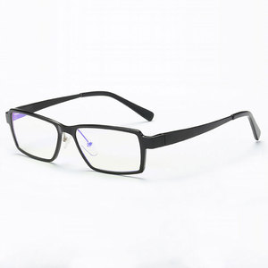 Image 5 - 202 Optical Eyeglasses Frame for Men Eyewear Prescription Glasses Full Rim Man Spectacles Alloy Frame Eyeglasses