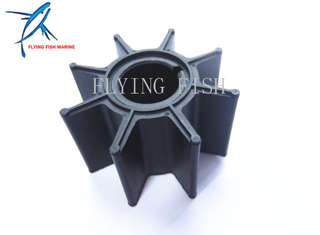 Boat Engine 334-65021-0 18-8921 Water Impeller For Tohatsu Nissan 18HP 20HP 9.9HP 15HP Outboard Motor, Free Shipping