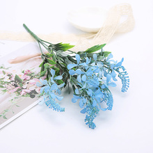 Artificial Flowers Orchid Silk Real Touch Graduation 2019 Wedding Flower Orchid Floral Christmas Party Fake Plants Decoration