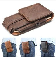 Universal PU Leather Pouch Sport Bags For Blackview BV6000 BV7000 Pro Bv6000s R6 R7 E7S E7