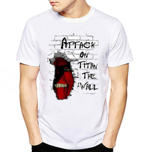 Titans in the Wall Tee