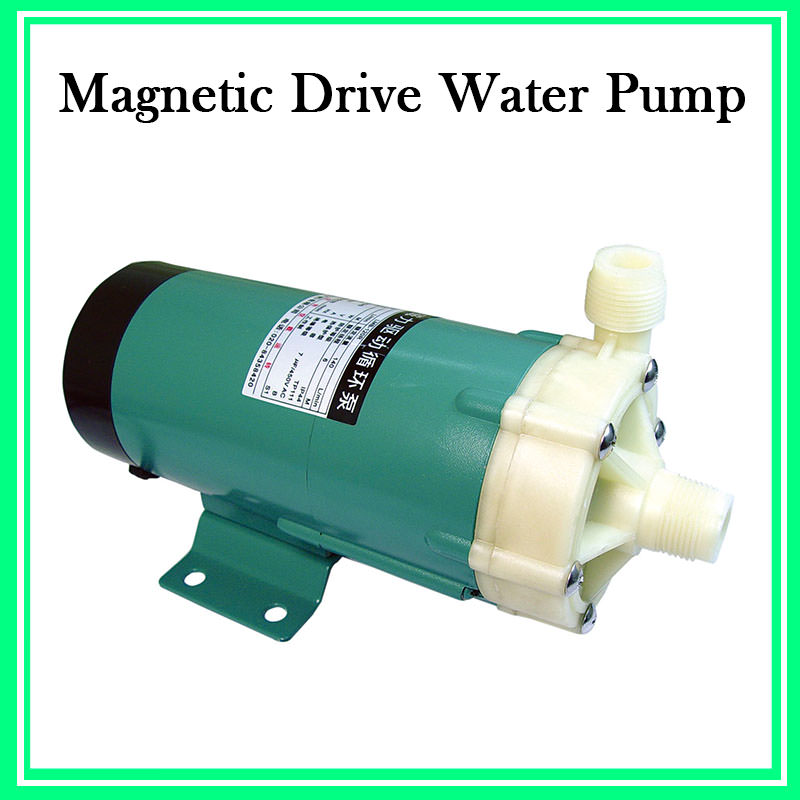 MP-55RZ Magnetic Drive Water Pump Non-leakage Chemical Industrial Pump Corrosion Resistant Sea Water Pump цена и фото