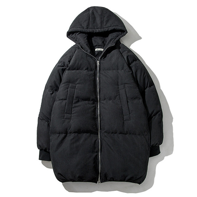 fef63716422 Plus Size M-5XL Winter Down Parka Men Fashion Korean Style Overcoat Thick  Warm Cotton