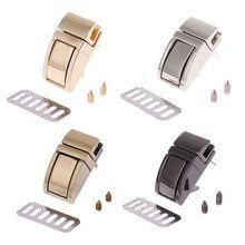 DIY Metal Clasp Turn Lock Twist Locks Handbag Shoulder Bag Purse Hardware twist lock detail pu shoulder bag