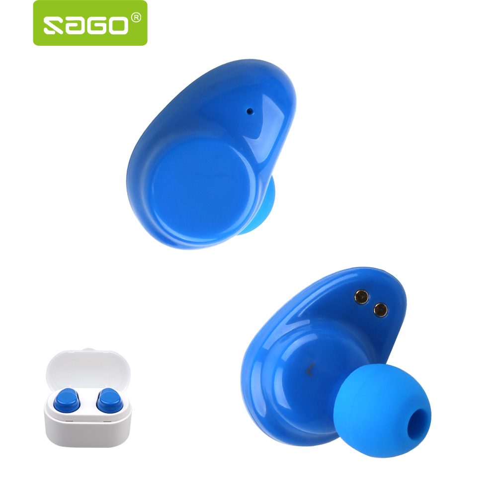 sago high quality wireless bluetooth in-ear earphone X7,noise cancelling headset BT4.2 IPX5 waterproof mega bass Quiet Touch Key sunnylink x7 wireless bluetooth earphone