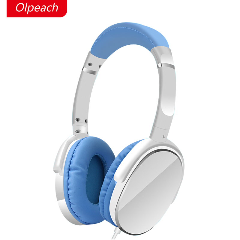 OLPEACH WH12 Wired Gaming Headphones fone de ouvido Stereo Bass Headset Earphones auriculares With Mic for Cellphones PC  jakcom r3 smart ring new product of earphones headphones as fone de ouvido para pc gaming headphones headphones for girls