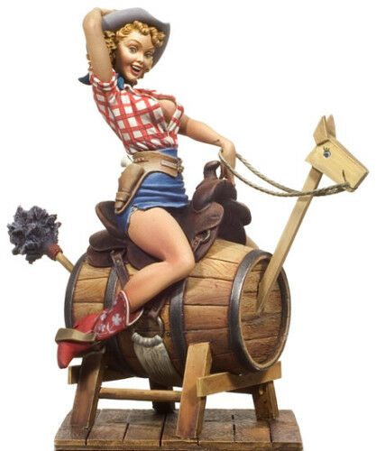 1/22 80MM  Ancient Girl Hit The Wind 80MM ( HAVE  Base  )Resin Figure Model Kits Miniature Gk Unassembly Unpainted