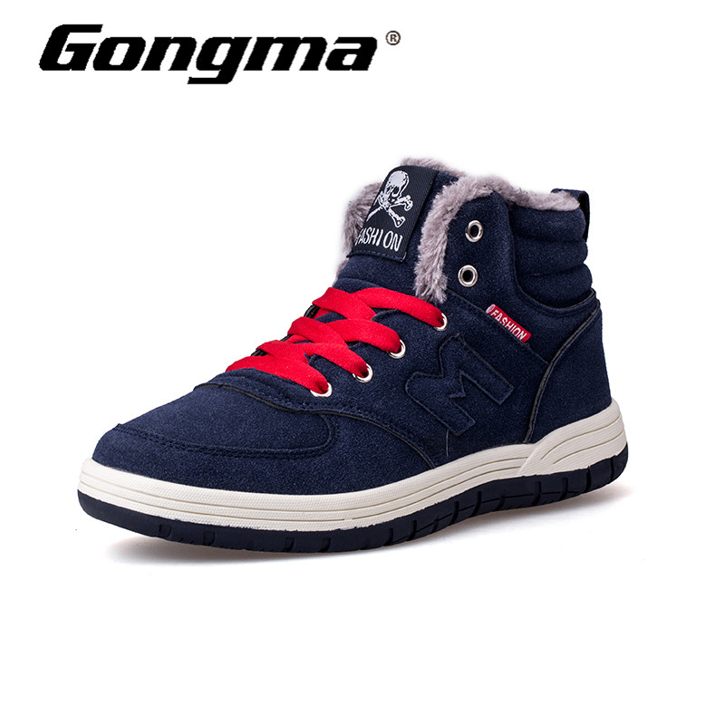 New Products Winter Running Shoes for Men Comfortable Man Sneakers Super Warm Walking Shoes High Ankle Sport Shoe Size 39-45 цена