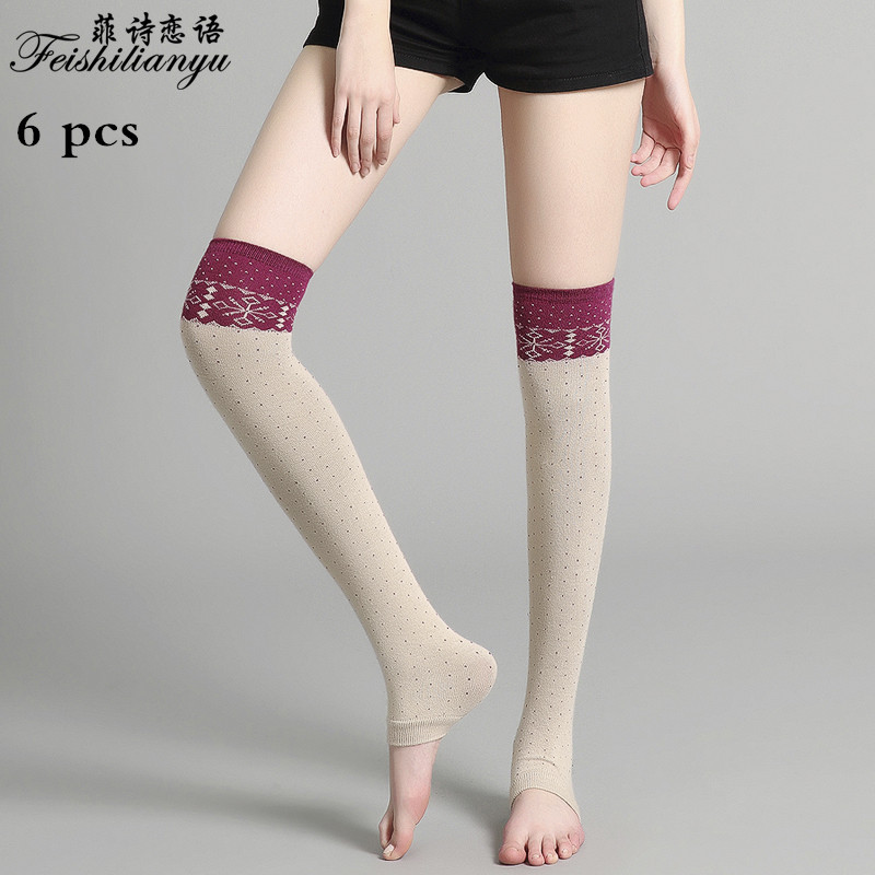 Online Buy Wholesale cashmere knee socks from China ...