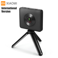 Глобальная версия Xiaomi mi Сфера 360 панорама Камера 23.88MP mi jia Экшн камера Ambarella A12 3,5 K видео Запись Wi Fi