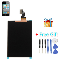 iPartsBuy New LCD Display Screen + Free Gift  for iPhone 4