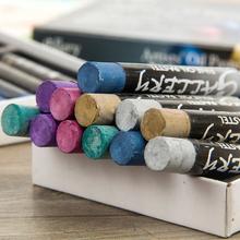 12 24 kolory metaliczne olej Pastelfor artysta Student miękka kredka Graffiti malowanie pióro do rysowania szkoła akcesoria papiernicze prezent tanie tanio Other Pastelowe oleju Zestaw