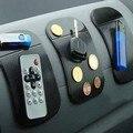 Бесплатная отправка Небольшой Пакет Паук Коврик Автомобильной Автомобиль Мобильный Телефон Коврик Многоцветный