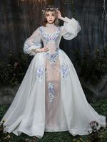 100 Real 18th Century Lantern Medieval Dress Renaissance Gown Queen Costume Victorian Marie Antoinette Civil War